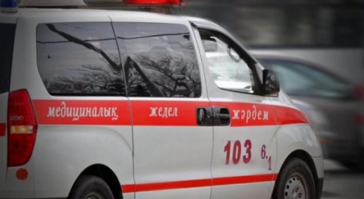 Ақмола облысында мектеп шатырын жөндеу кезінде 9-сынып оқушысы құлап кетті